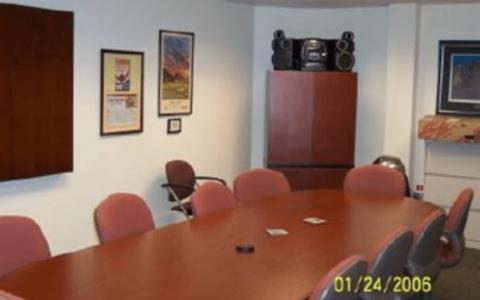 SouthCom conference room
